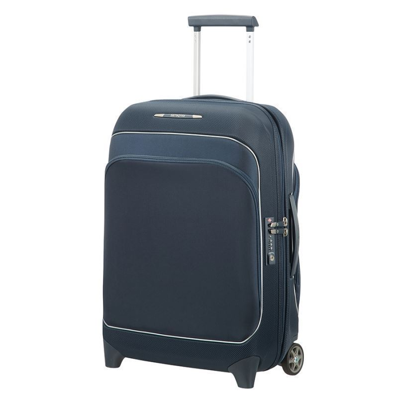 Samsonite Fuze Upright Azul Blue Nights (Cabina 55cm) - Imagen 1