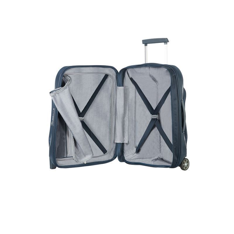 Samsonite Fuze Upright Azul Blue Nights (Cabina 55cm) - Imagen 5
